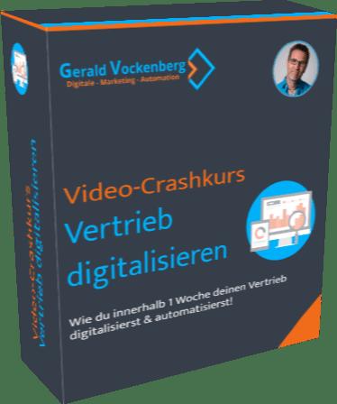 Crashkurs Vertrieb digitalisieren - Digitale Marketing Automation